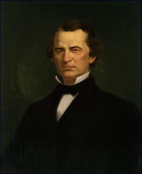 Andrew Johnson, 17th President of the United States1865–1869