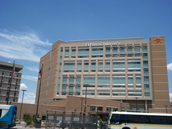 El Paso Children's Hospital at the Medical Center of the Americas