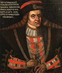 Eric II, Duke of Pomerania