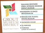 Grout Museum District sign Waterloo IA pic1.JPG
