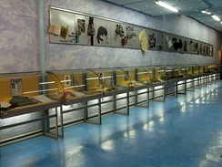 Iranian Martyrs Museum in Tehran