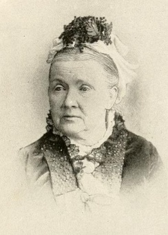 Julia Ward Howe, 1897