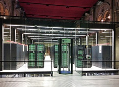 MareNostrum 4 supercomputer hosted at the Barcelona Supercomputing Center,