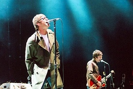 Oasis were the biggest band of the 1990s Britpop scene and the only band to make a significant impact in the US market.