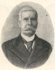 Porfirio Díaz: Mexican President who met with the Grants. Díaz and Grant would be corporate founders of the Mexican Southern Railroad in 1881
