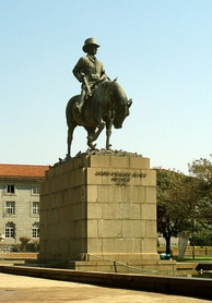 Statue of Andries Pretorius (27 November 1798 – 23 July 1853), Pretoria's eponym