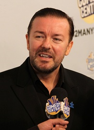 Ricky Gervais, Best Actor in a Motion Picture – Comedy or Musical winner