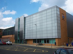 Sports Centre, Newcastle University