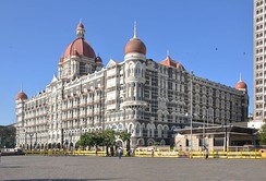 The Taj Mahal Palace in Mumbai is the first hotel of Taj, opened in the year 1903