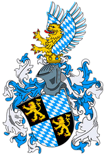 Late Coat of arms of Wittelsbachs