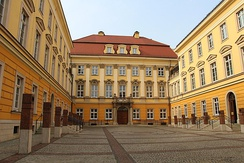 The Royal Palace from 1717 was once the residence of Prussian monarchs and German emperors. It now houses the City Museum.