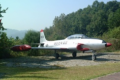 T-33 of the Republic of Korea Air Force.