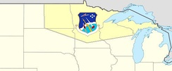 29th Air Division ADC AOR 1966–1969