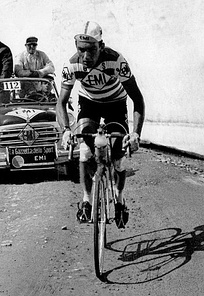 Charly Gaul won three Grand Tours in his cycling career.