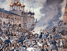 Moscow plague riot of 1771