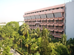 Civil Engineering department of BUET. BUET is regarded as one of the best universities for engineering education in Bangladesh