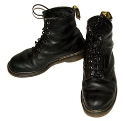 Dr Martens and many footwear companies are based in the south of the region, south-east of Wellingborough, at Wollaston
