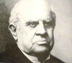 Domingo Faustino Sarmiento, Governor of San Juan in 1862–64, he enacted the nation's first compulsory education laws, which became a national policy when he was elected president in 1868.
