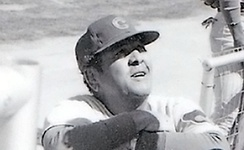 Herman Franks, Cubs manager, 1977