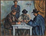 Paul Cézanne, The Card Players, 1890–1892
