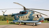 Mil Mi-14/Mil Mi-17 amphibious/middle helicopter
