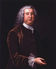 Peyton Randolph, as President of the Continental Congress, presided over creation of the Continental Association.