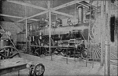 Cassier's Magazine featured the Purdue University in its August 1892 edition. Here is a look into the Mechanical Laboratory.