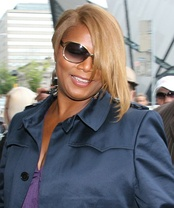 Queen Latifah, Outstanding Performance by a Female Actor in a Miniseries or Television Movie winner