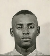 Clemente in the U.S. Marine Corps Reserve in September 1958.