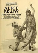 The Dancer's Peril, 1917