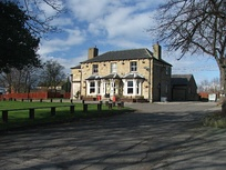 White Horse pub at Sharlston.