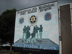 The UFF East Belfast Brigade of which Stone became a member