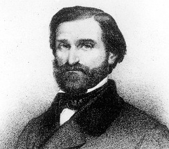 Verdi around 1850