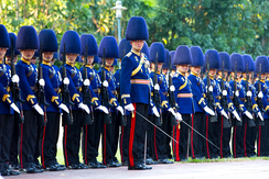 11th Infantry Regiment, King's Guard