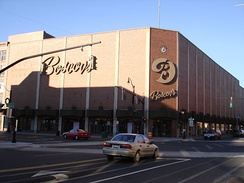 Boscov's in downtown Binghamton