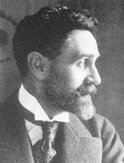 Roger Casement, whom Conrad befriended in the Congo