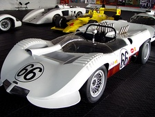 The Chaparral 2A at the 2005 Monterey Historic
