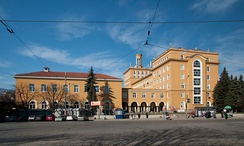 The Faculty of Chemistry and Pharmacy of Sofia University