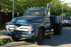 1953-1955 Ford F-620