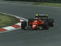 Gerhard Berger finished third in the Drivers' Championship, and Ferrari were runners-up in the Constructors' Championship, but both were a long way behind McLaren and its drivers.