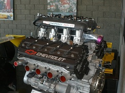 The Chevy Indy V-8