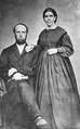 James Springer White and his wife, Ellen G. White founded the Seventh-day Adventist Church.