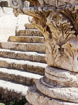 Jerash ornamentation