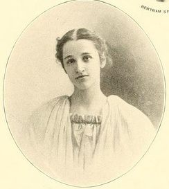 Miss Updegraff, daughter of Thomas Updegraff
