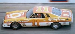 Cale Yarborough's No. 11 Chevelle Laguna