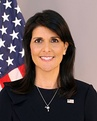Nikki Haley was the 29th United States Ambassador to the United Nations and 11th Governor of South Carolina.