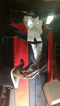 PhD gown, University of Cambridge