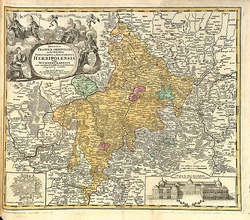 The Prince-Bishopric of Würzburg in the 18th century