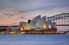 On 28 June 2007, the Sydney Opera House became a UNESCO World Heritage Site.[222]