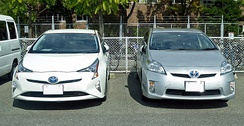 The Toyota Prius is the world's all-time top-selling hybrid, and also in both Japan and the U.S.[7]